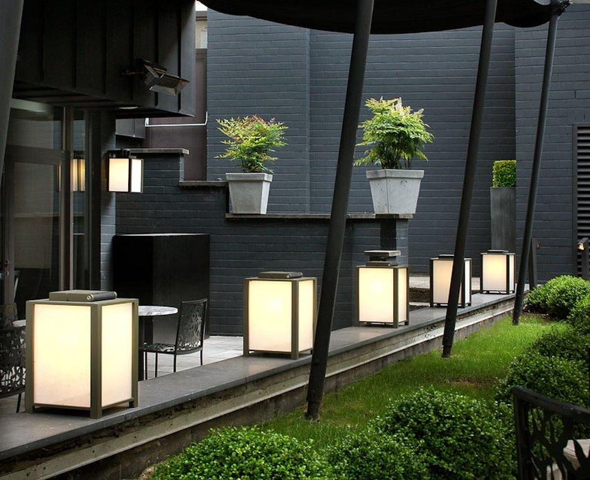 Buitenverlichting rotterdam - Buitenverlichting design tuin ...