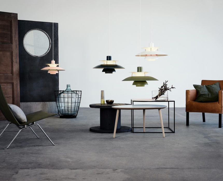 Louis Poulsen PH 5 Contemporary hanglamp