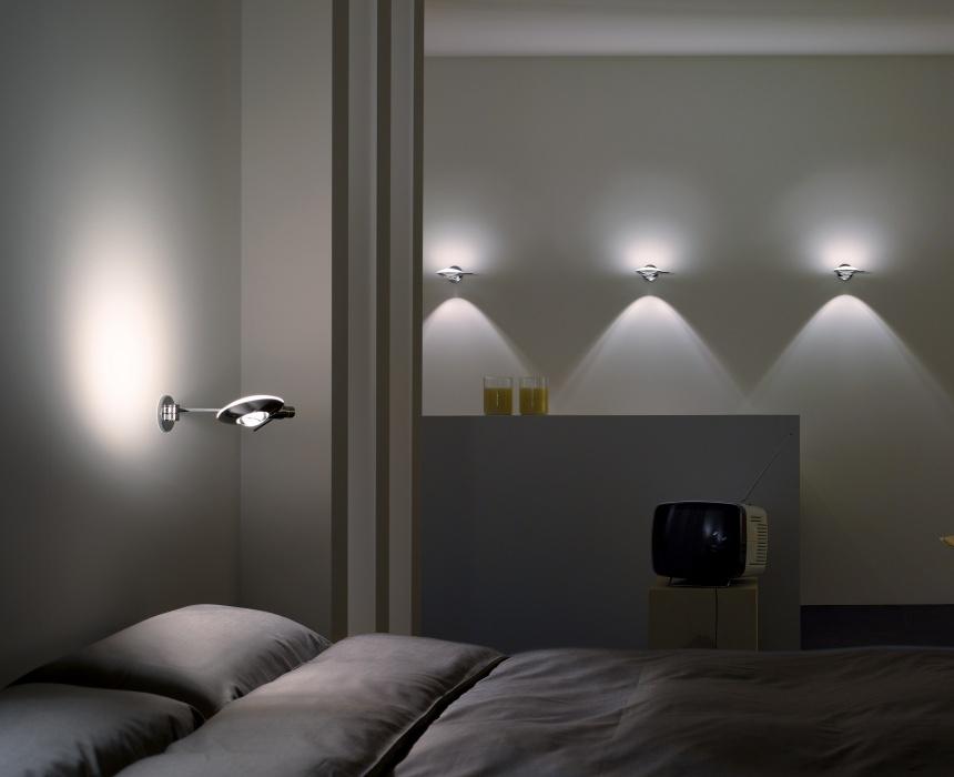plafondlampen occhio puro wandlamp