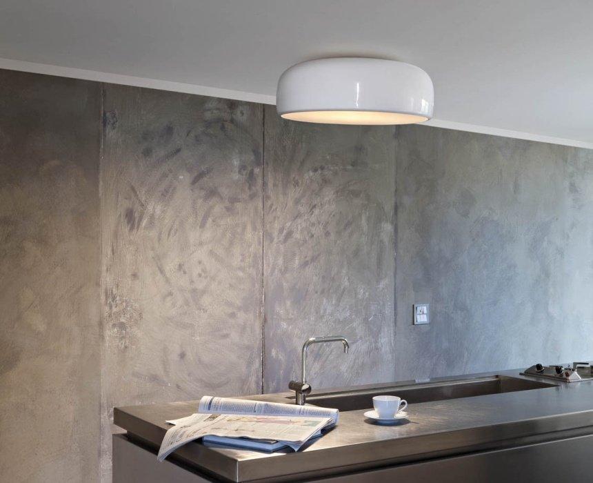 Plafondlamp flos smithfield c