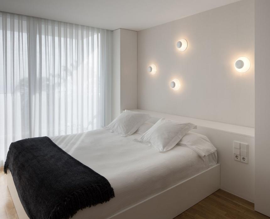 Vibia lampen - Apliques habitacion ...