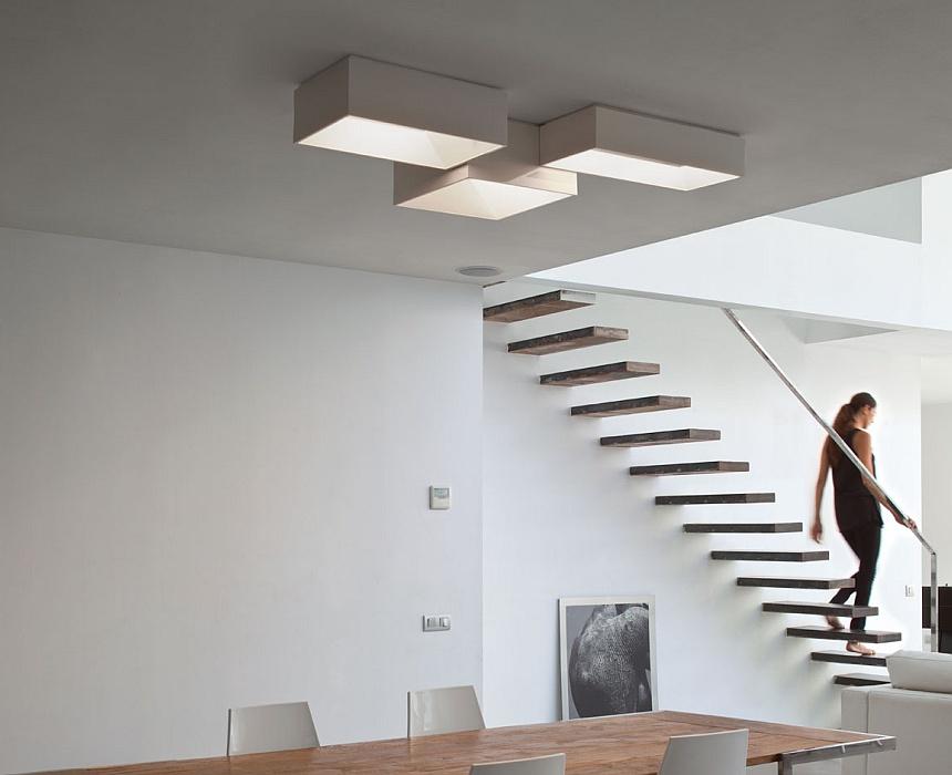 Vibia lampen for Design plafondlamp