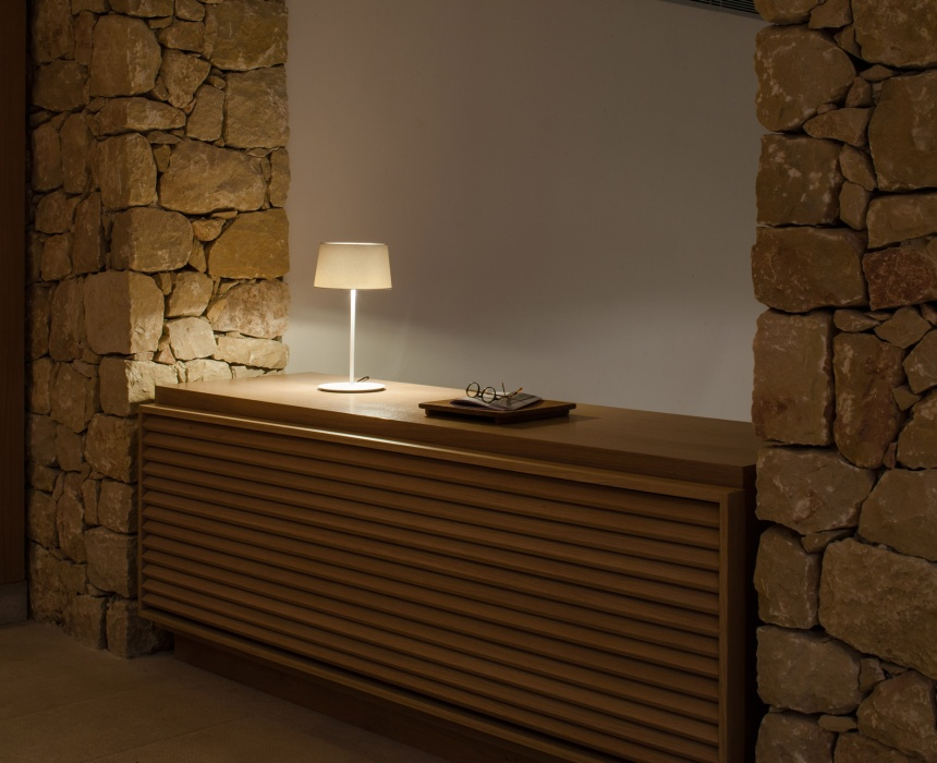 Vibia Warm 4896 Tafellamp